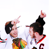 Jonathan Toews does not want a sandwich.: Hockey - OTP No 1