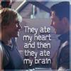 kara/lee - ate my brain