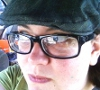 wry glasses-hat