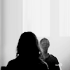 ncis. t/z. and we become silhouttes