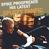 Spike - Spuffy fanfic
