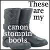 Fic canon-stomping