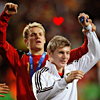 Kroos and Neuer