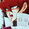 YGO - Kaiba: nosebleed