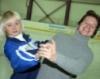 young Oksana and Max