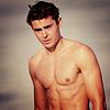 (ac) zac | shirtless and judging you