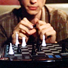 Campaspe: Criminal Minds \\ Reid; chess hands