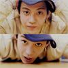 Oguri Shun ☂ silly hat