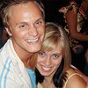 rl; me and david anders