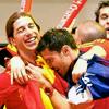 [Football] Sergio y Xabi