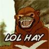 Marie: Avatar: LOL HAY platypus bear
