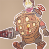 [Bioshock 2] [Big Daddy-Piggyback!]
