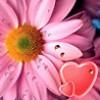Heart & flower