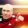 Shannon: tng picard sonnet finger point