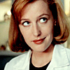 Shannon: xf scully smirk