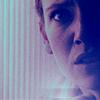 Shannon: fringe blue pink