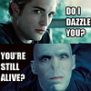 HP/Twlight - Voldy is not dazzled