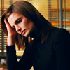 Castle - Beckett - Sad Beckett is Sad