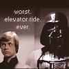 elevater, star wars