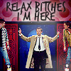 Castiel- Relax Bitches, I'm here