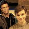 Morgan D.: Glee Finn/Kurt