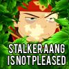 Aang - Not Pleased