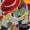 Buzz/Jessie hug