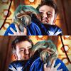 Amy: Doctor Who: Ten/Rose!MASSIVE HUG