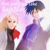 Phia: RoyAi ~ i will walk with you forever