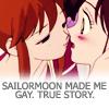 sexy_yuri88: sailor moon yuri
