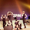 2PM: funny pose