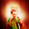 ♦ TBBT - Sheldon tempie