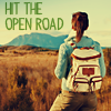 hit the open road