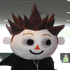 Brio of Dundalk mascot