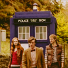 Amy and Rory and the Doctor