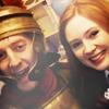 meg: (dw) rory & amy smile