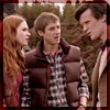 Dr Who - 11th & Amy & Rory 2