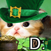 Leprechaun Fwee Cat