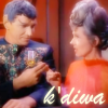 Sarek+Amanda = Too Cute <3