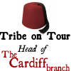 Erin Giles: tribe - cardiff branch
