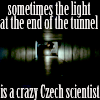 SGA - Crazy Czech Scientist
