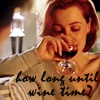 Scully Wine Time