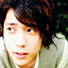 Inez: [*johnnys - arashi] nino ~ side glance