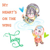 Taang Love My Heart's On the Wing Owl Ci