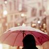 Sha~: Sun and rain