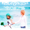 Michiru/Haruka♥And so today my