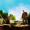 ♦ Supernatural - Dean/Sam/Impala