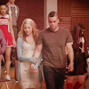 glee [pq] - turn around bright eyes