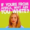 Cristina: [MOV] Mean girls | if you're from Africa