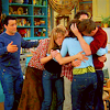 Cristina: [FRIENDS] Everyone | I'll be there for u
